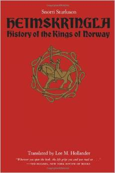 Heimskringla: The History Of The Kings of Norway by Snorri Sturluson